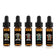 Beard Oil Sample 5 Pack - Beards Never Die Collection