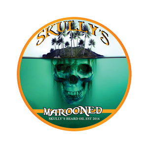 "3"" Marooned Limited Edition Vinyl Sticker - Glossy"