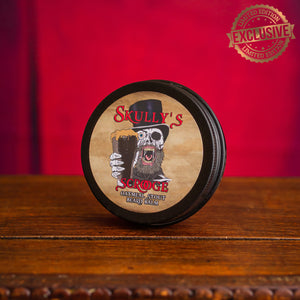 Scrooge Seasonal Limited Edition Beard Balm 2 oz. Only Available Until January 15th, 2020