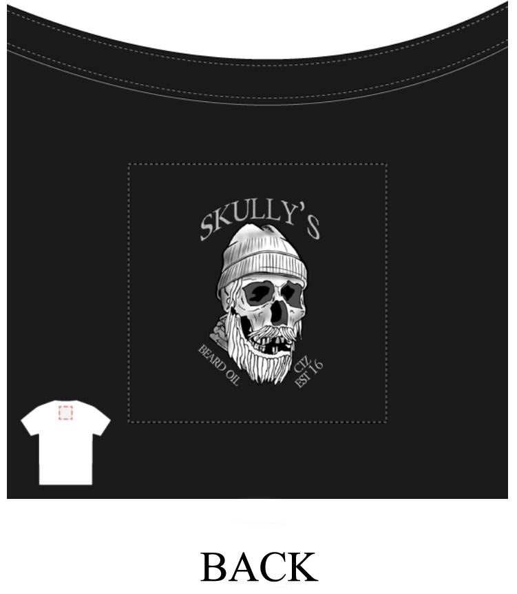 Skully's Beards Never Die Long Sleeve Shirt