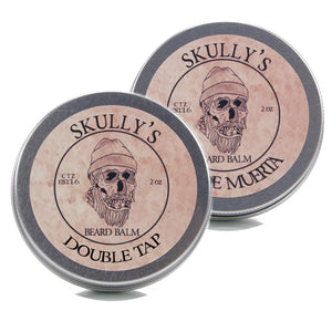 Beard Balm 2 oz. -2 Pack - Skully's Ctz Beard Oil