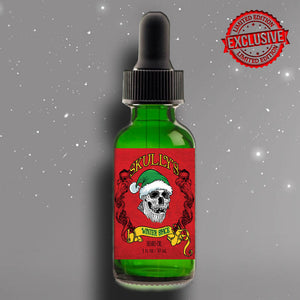 Winter Spice Beard Oil (Holiday Limited Edition) 1 oz. by Skully's Beard Oil