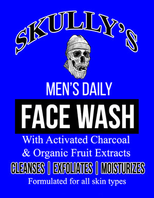 Face Wash & Face Moisturizer Samples, face wash samples, face moisturizer samples, mens face wash , skully's beard oil