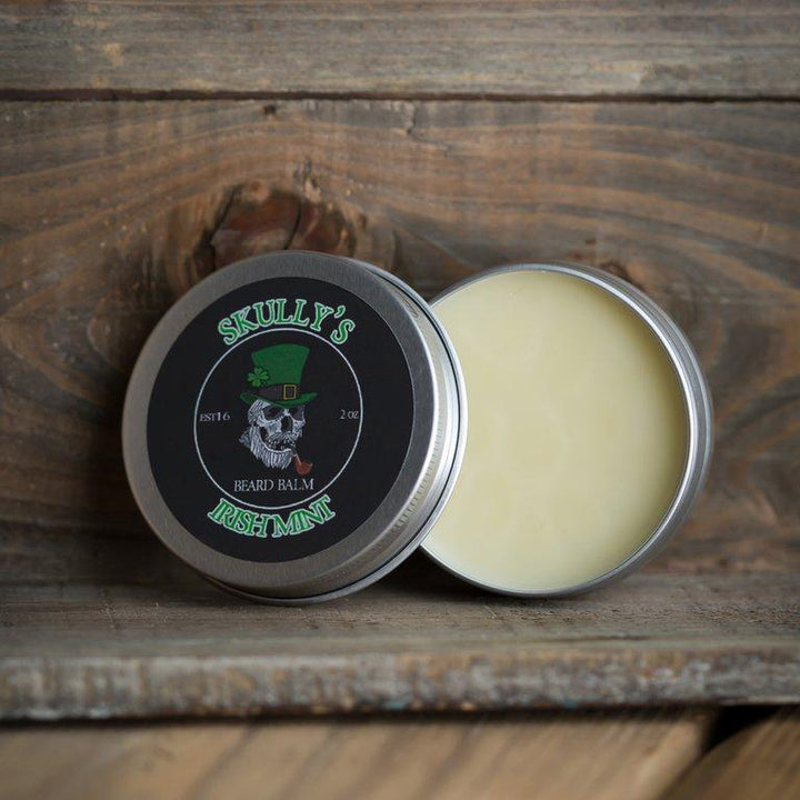 Beard balm peppermint,  beard balm, the best beard balm, beard conditioner