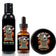 Juggernaut Beard Oil, Beard Balm & Beard Wash Combo Pack (Beards Never Die Collection)