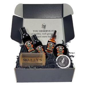 Juggernaut Ultimate Beard Care Kit (Beards Never Die Collection)