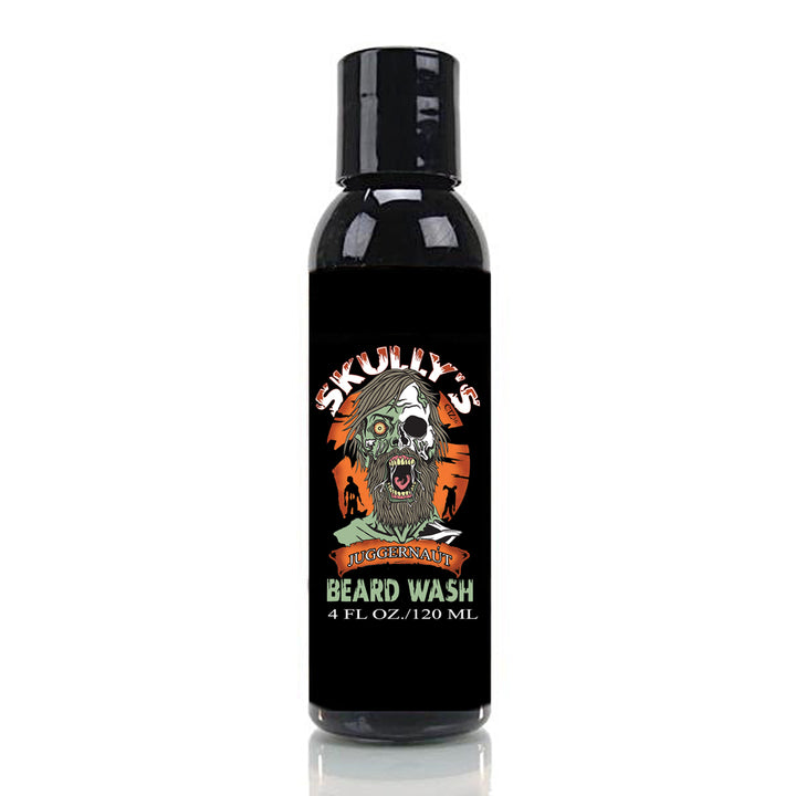 Juggernaut Beard, Hair & Body Wash - 4 oz. (Beards Never Die Collection)