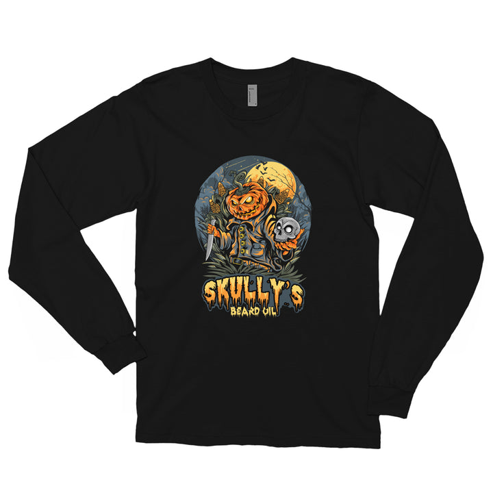 Pumpkin Head Long Sleeve Shirt
