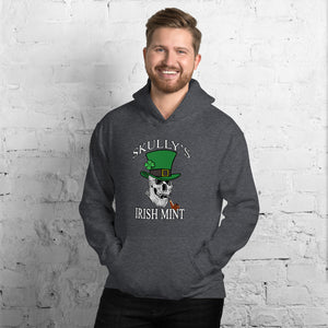 St Patrick's Day Limited Edition Irish Mint Hoodie