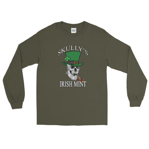 St Patrick's Irish Mint Men's Long Sleeve Shirt