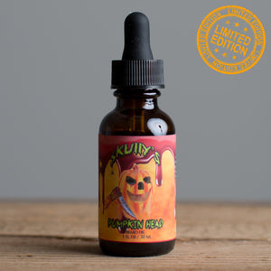 Pumpkin Head Beard Oil (Halloween Limited Edition) 1 oz. Only Available Until October 31st