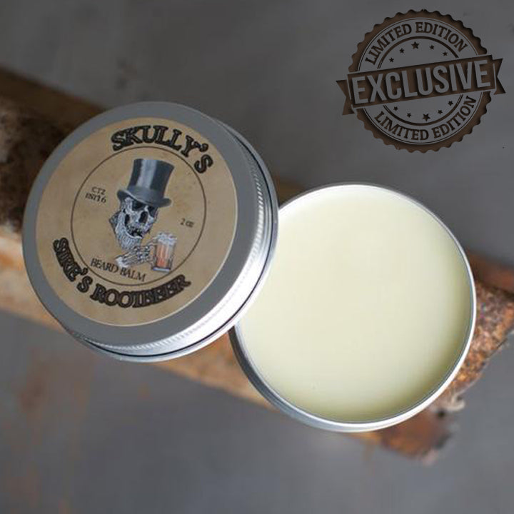Sires Root Beer Beard Balm (Father's Day Limited Edition) 2 oz. Only Available Until June 21st