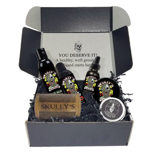 Rum Dumb Ultimate Beard Care Kit (Beards Never Die Collection)