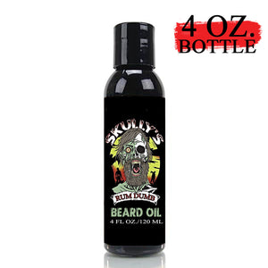 Rum Dumb Beard oil ( 4 oz. ) - Beards Never Die Collection