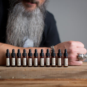 Beard Oil Sample & Travel Pack - Skully's Ctz Beard Oil
