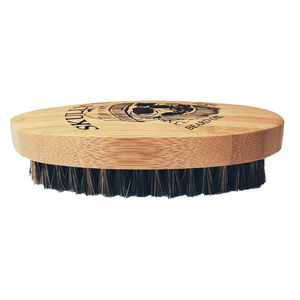 Boar Hair Bristle Beard Brush