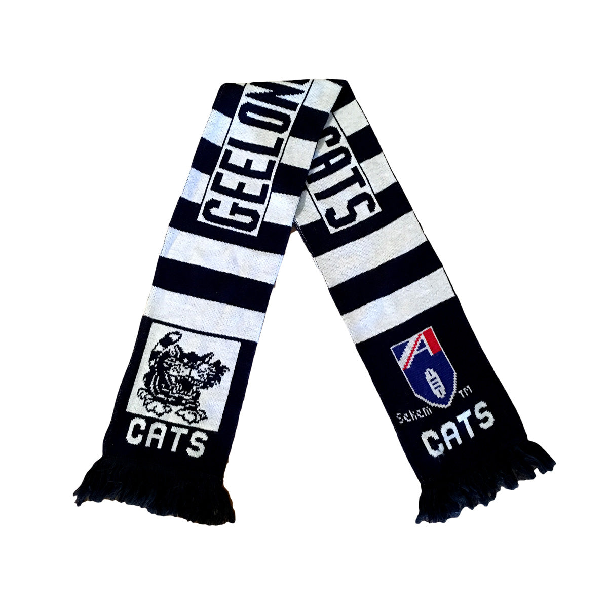 Geelong Cats Sekem AFL Football Scarf
