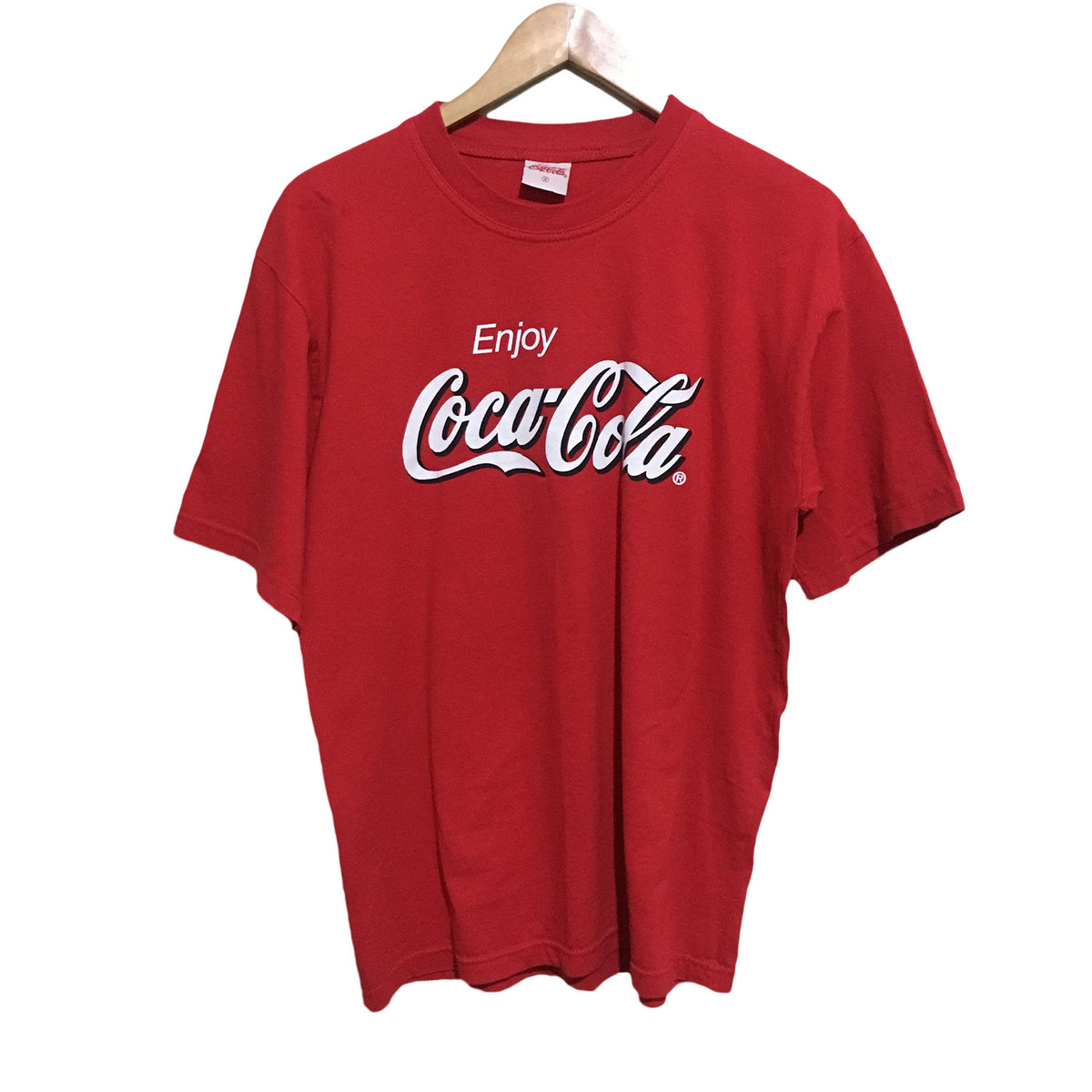 Enjoy Coca-Cola T-Shirt Mens Small
