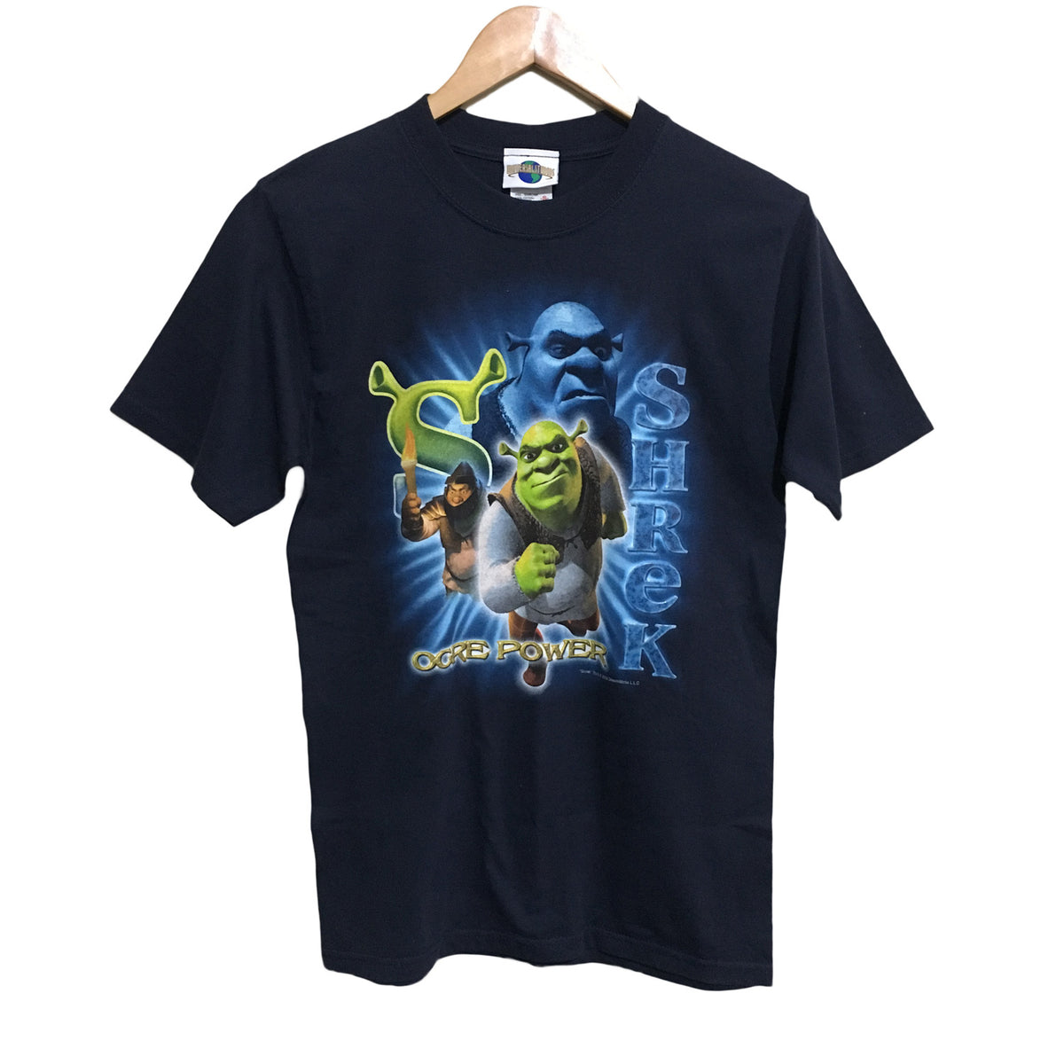 Shrek Dreamworks Universal Studios 2003 T-Shirt Mens Small