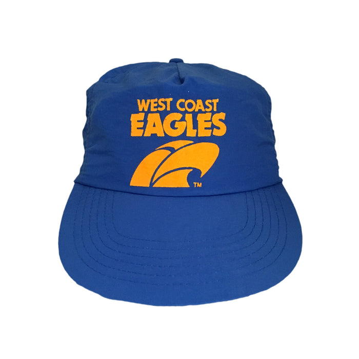 West Coast Eagles AFL 1990's Mens Snapback Cap