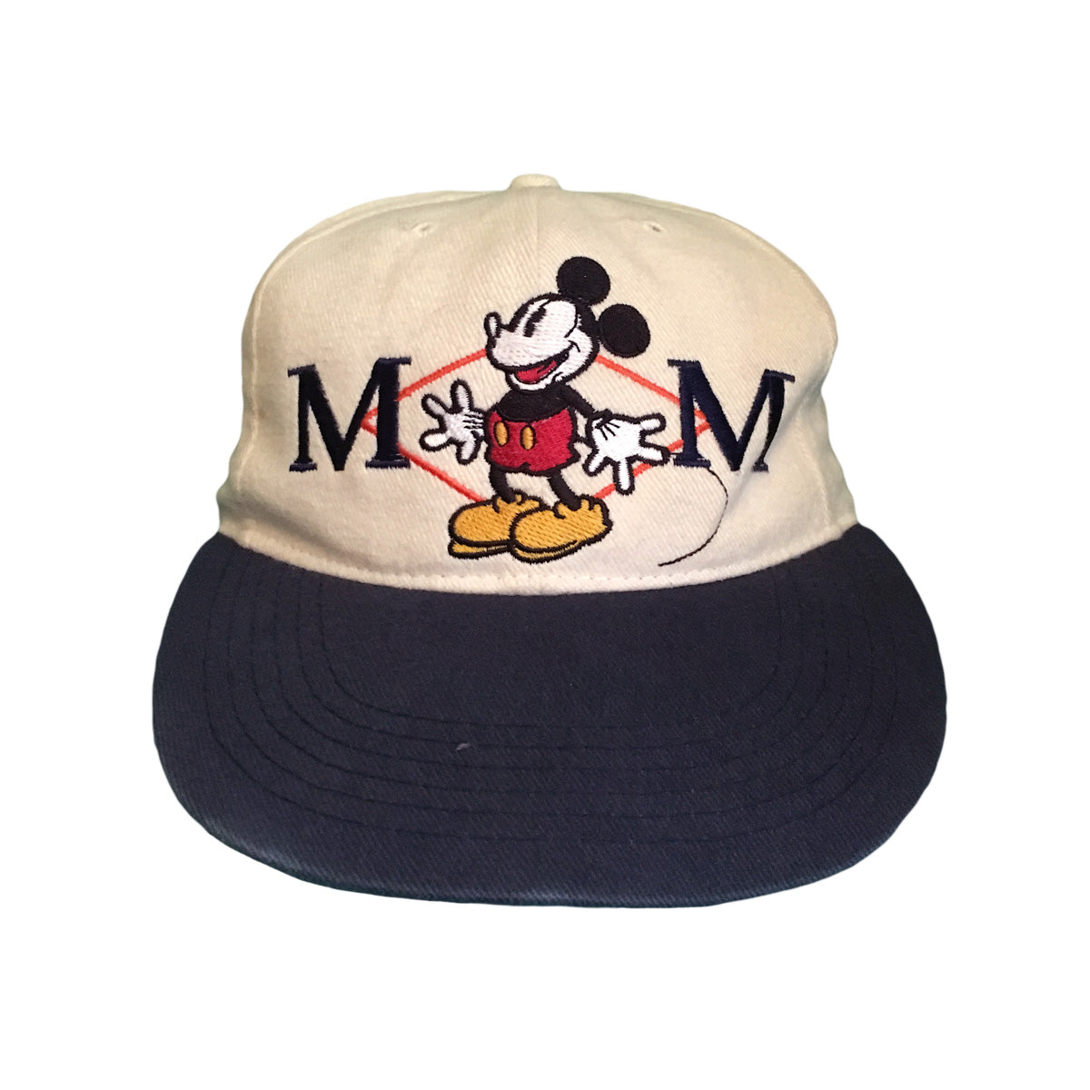 Mickey Mouse Disneyland Paris Baseball Cap
