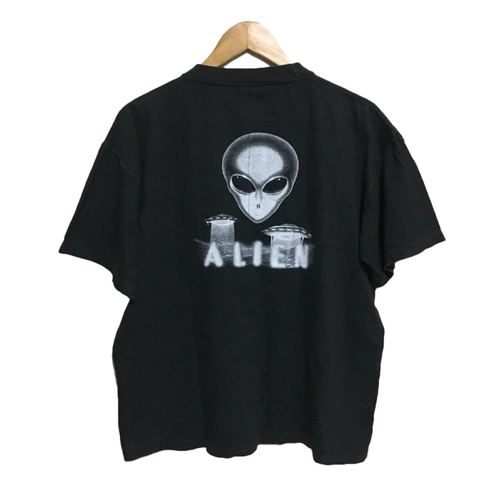 Don't Ask Me I'm An Alien Workshop Vintage T-Shirt Mens Large