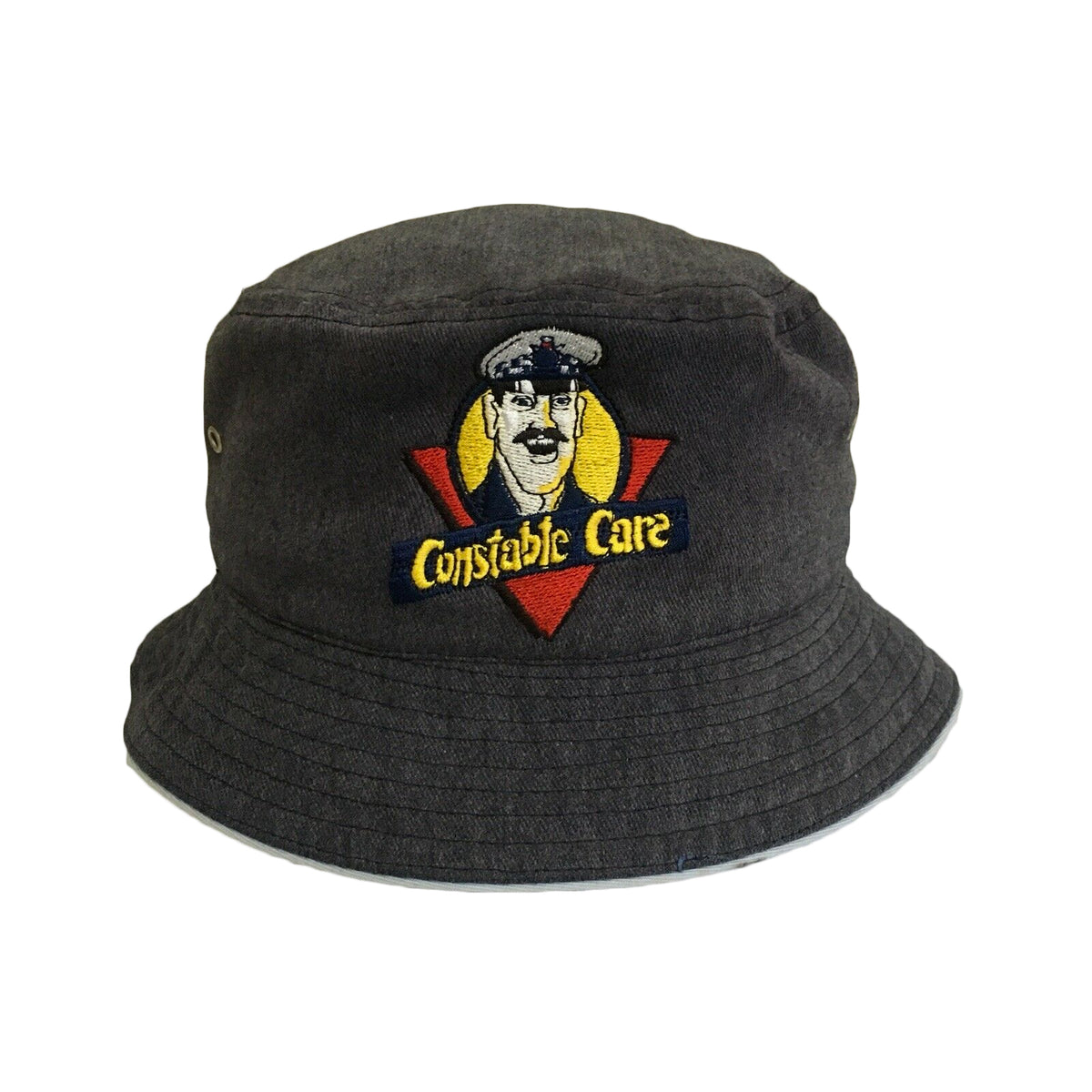 Constable Care Australia Promo Vintage Bucket Hat