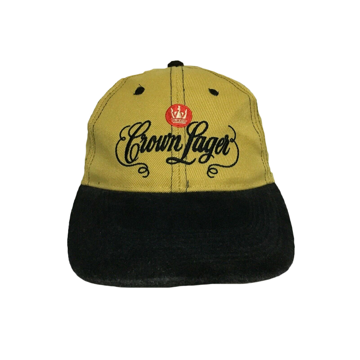 Crown Lager Beer Vintage Baseball Cap