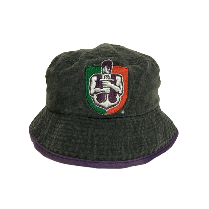 Fremantle Dockers Vintage AFL Mens Bucket Hat