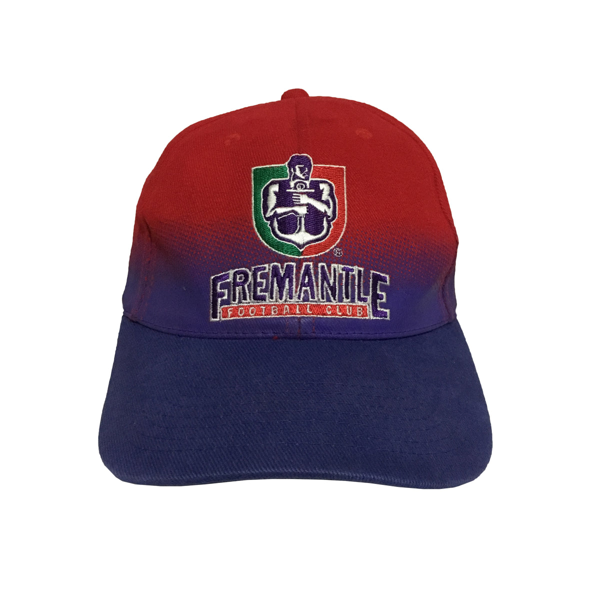 Fremantle Dockers Gradient Vintage AFL Mens Baseball Cap