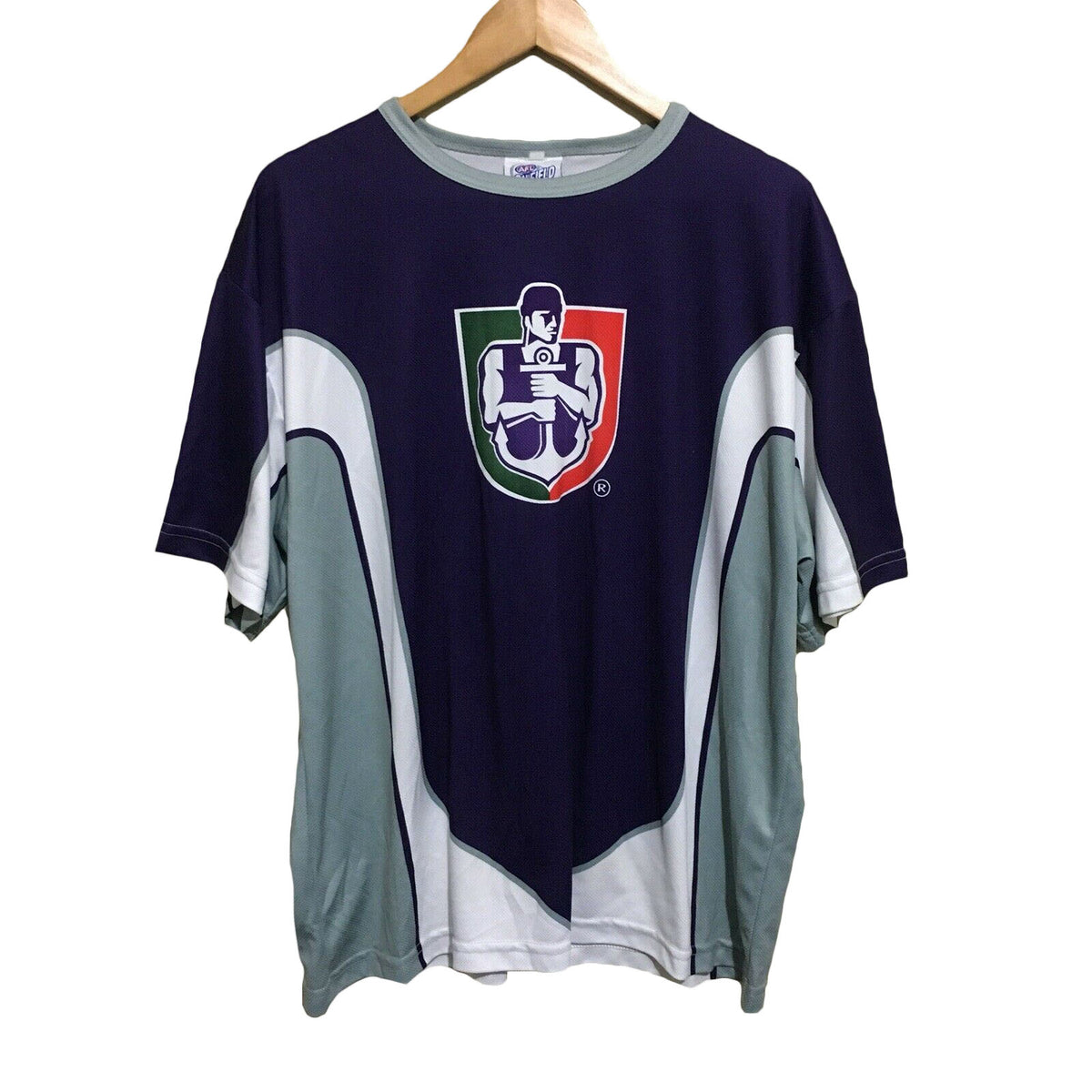 Fremantle Dockers Vintage Training Shirt Mens XL