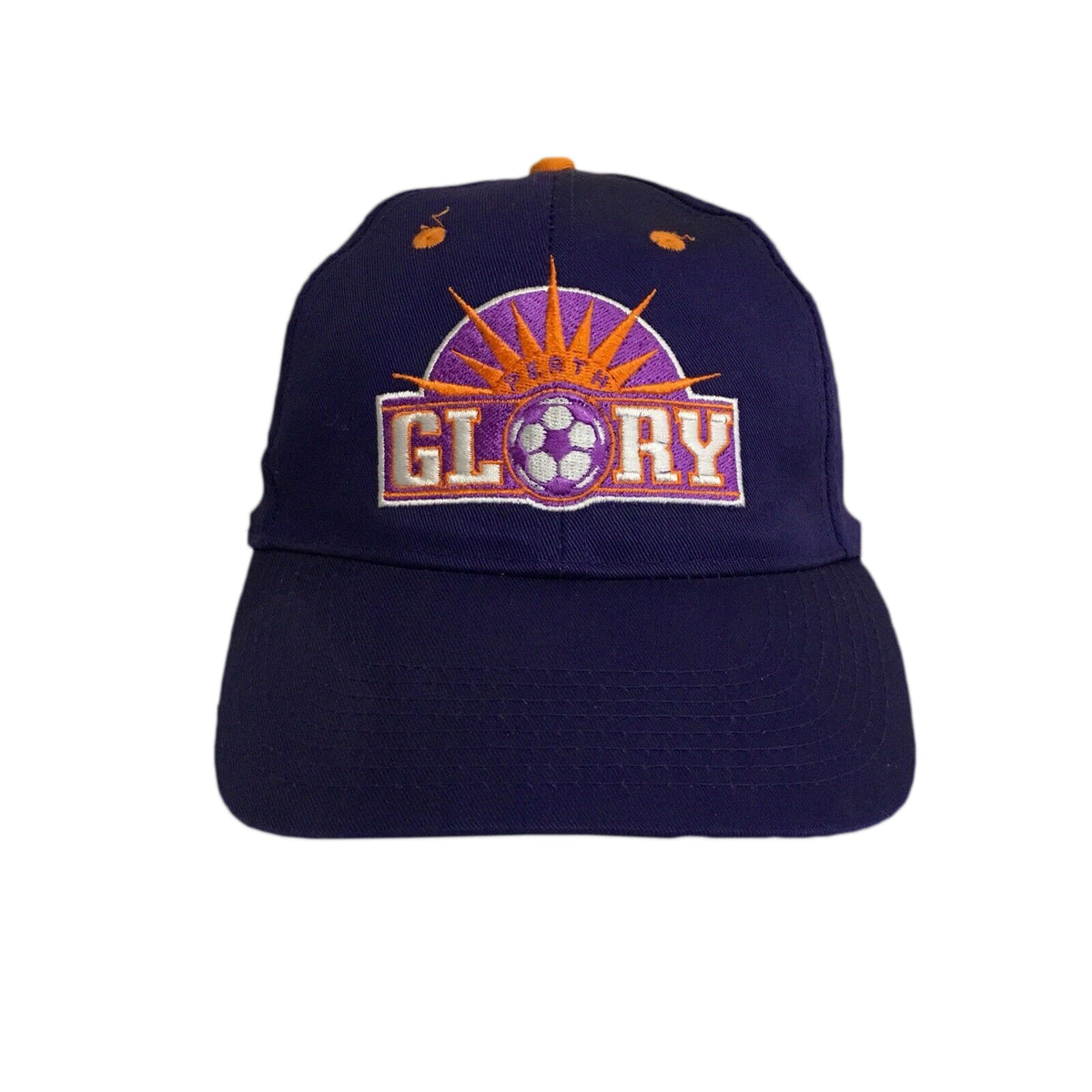 Perth Glory Soccer Vintage 1990's Mens Baseball Cap