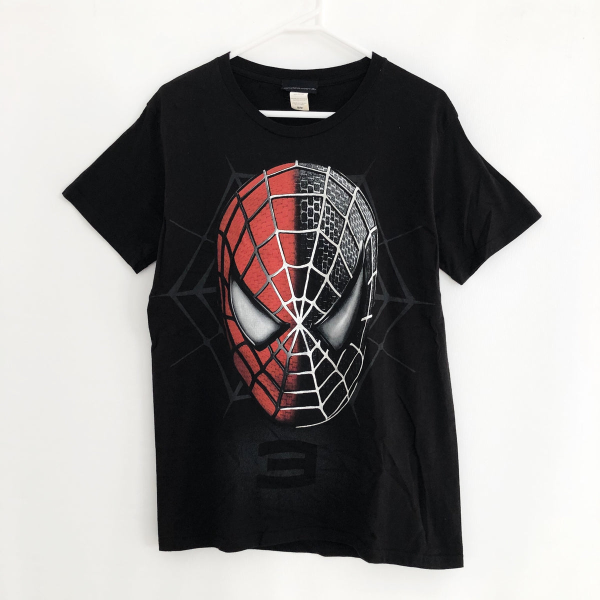 Spider-Man 3 Venom Movie Promo 2007 T-Shirt Mens Medium