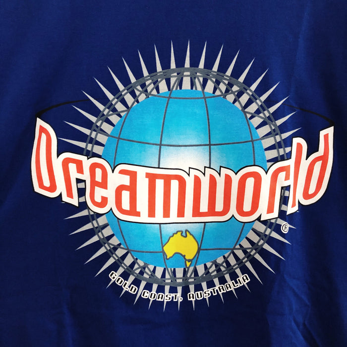Dreamworld Gold Coast Australia T-Shirt Mens Large