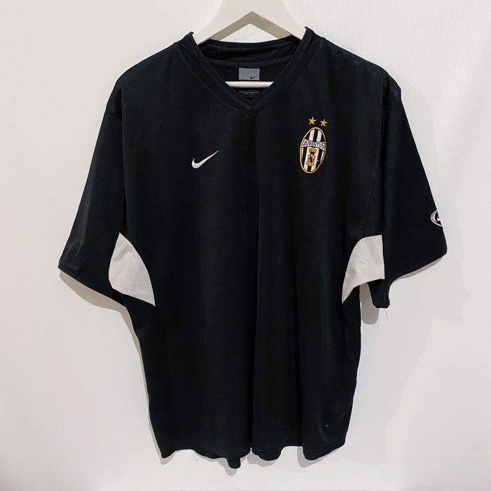 Juventus Nike 2003/2004 Soccer Football Training Jersey Mens Large