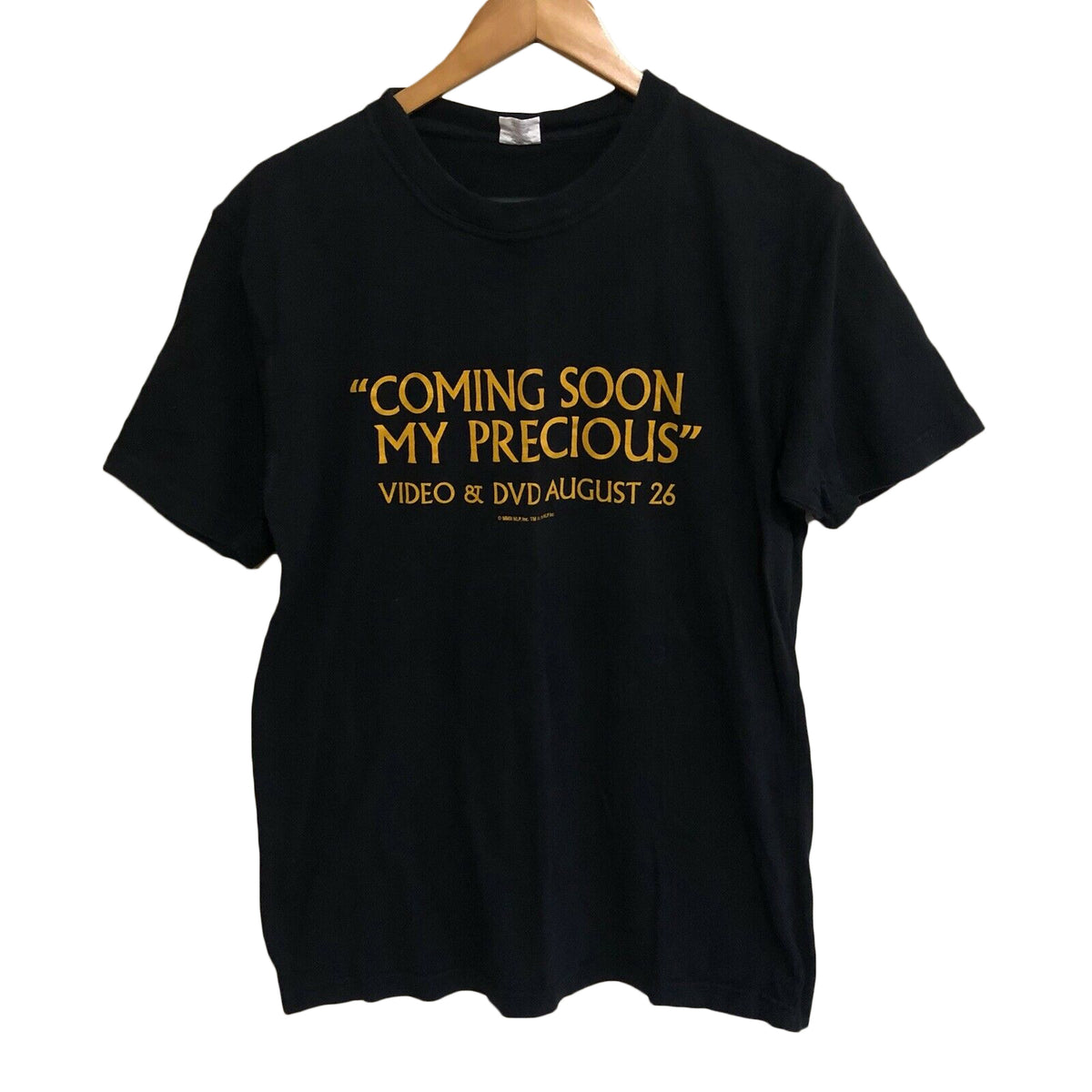 Coming Soon My Precious Lord Of The Rings Vintage 2003 T-Shirt Mens Large