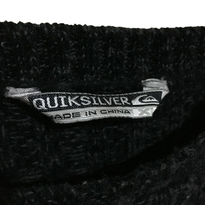 Quiksilver Vintage 90's Surfwear Knitted Sweater Mens XL