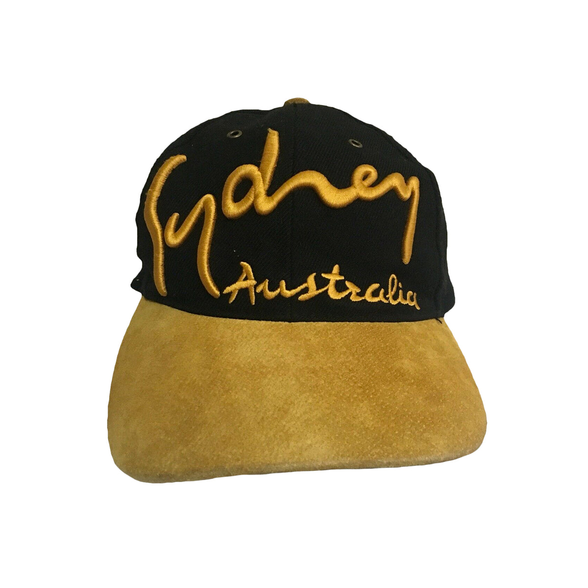 Sydney Australia Down Under Vintage Mens Baseball Cap