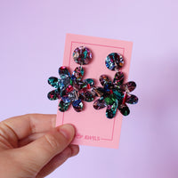 Asylum Seeker Welcome Centre Jewels - Mini Spring Flings - Chunky Rainbow Glitter