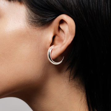 CONCORD² - constructive lobe earrings