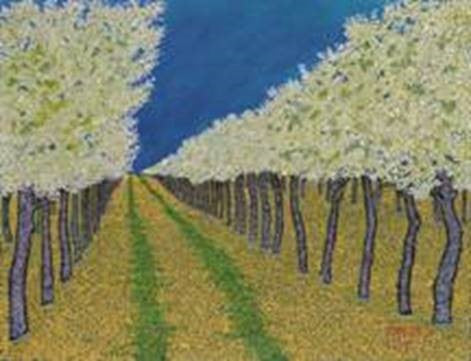 Apple Tree Spring (SOLD)