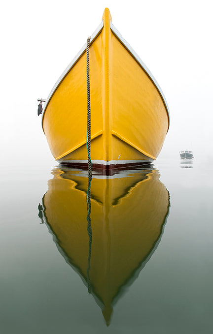 Yellow Hull by Jay Fleming