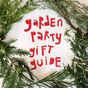 Garden Party Gift Guide 2018: Stocking Stuffers