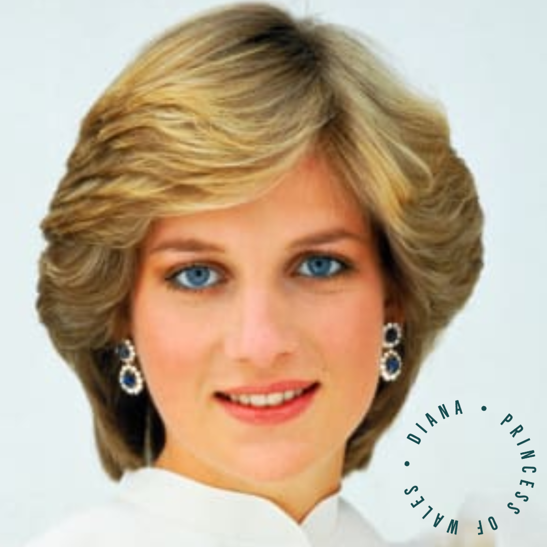 November 2020 Guest List: Diana, Princess of Wales