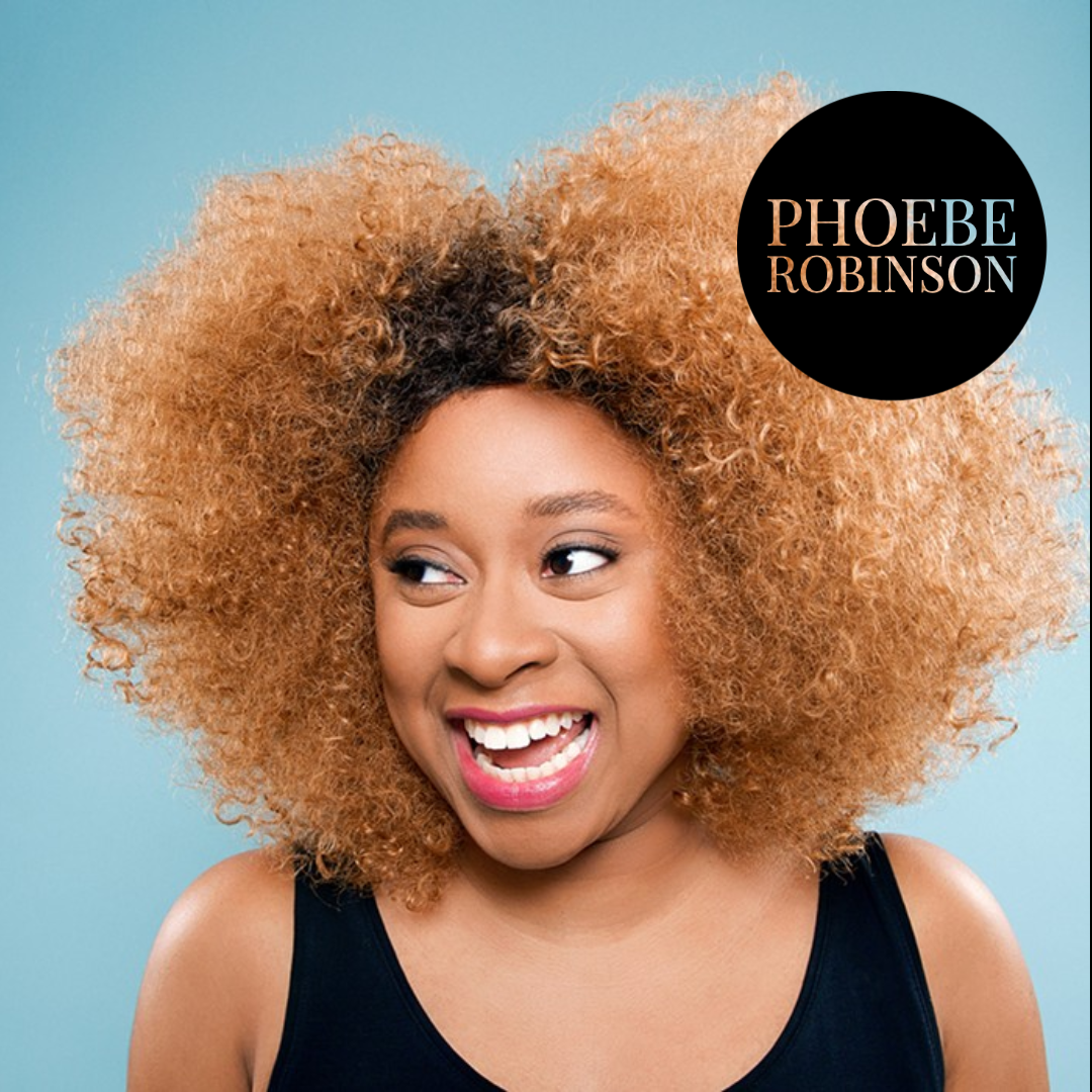 June 2019 Guest List: Phoebe Robinson