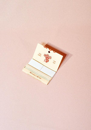 Pink Rolling Papers by Sackville