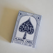 Wyatt Grant - Hand Illustrated Playing Cards