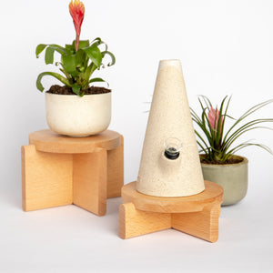 Farbod Ceramics - Large Volcano Water Pipe