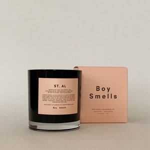 Boy Smells - St. Al Candle