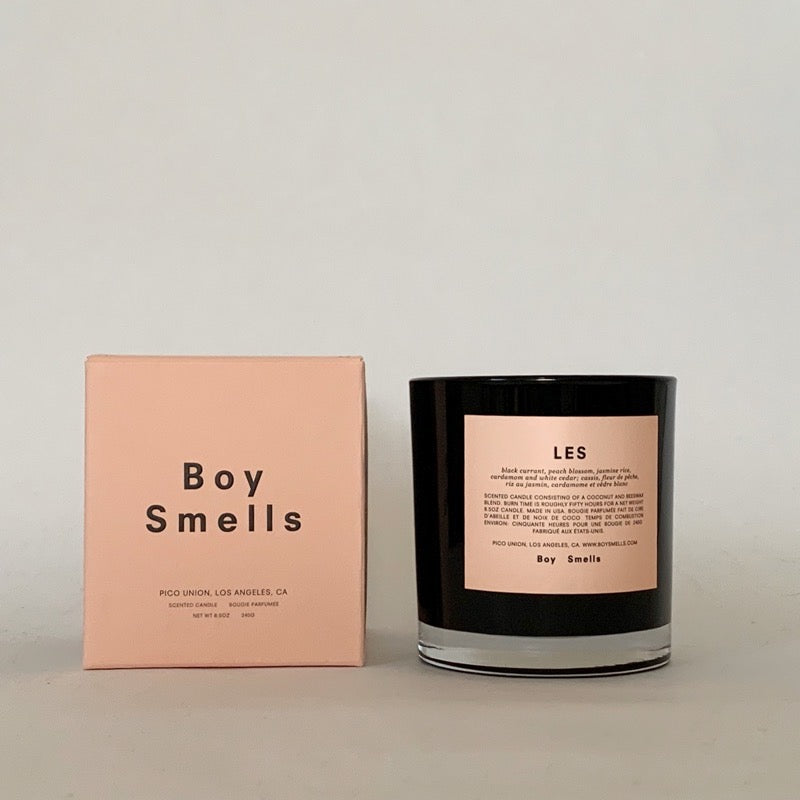 Boy Smells - LES Candle